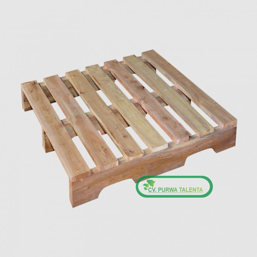 harga pallet kayu baru