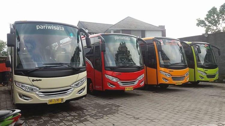 Tips Sewa Bus 60 Seat Jakarta yang Tepat